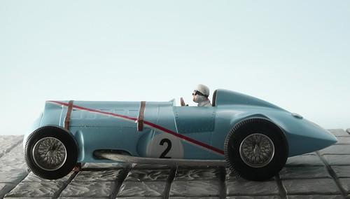 Delahaye 135 GP Pau 1938