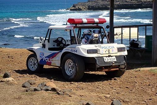 Carro da Polícia / Police Car