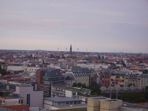 Panorama dal duomo by lpelo2000