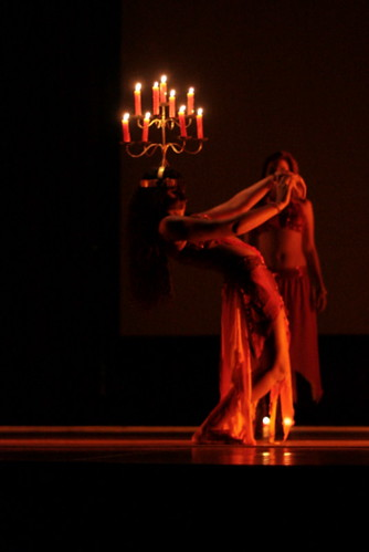 Introducción a la danza árabe