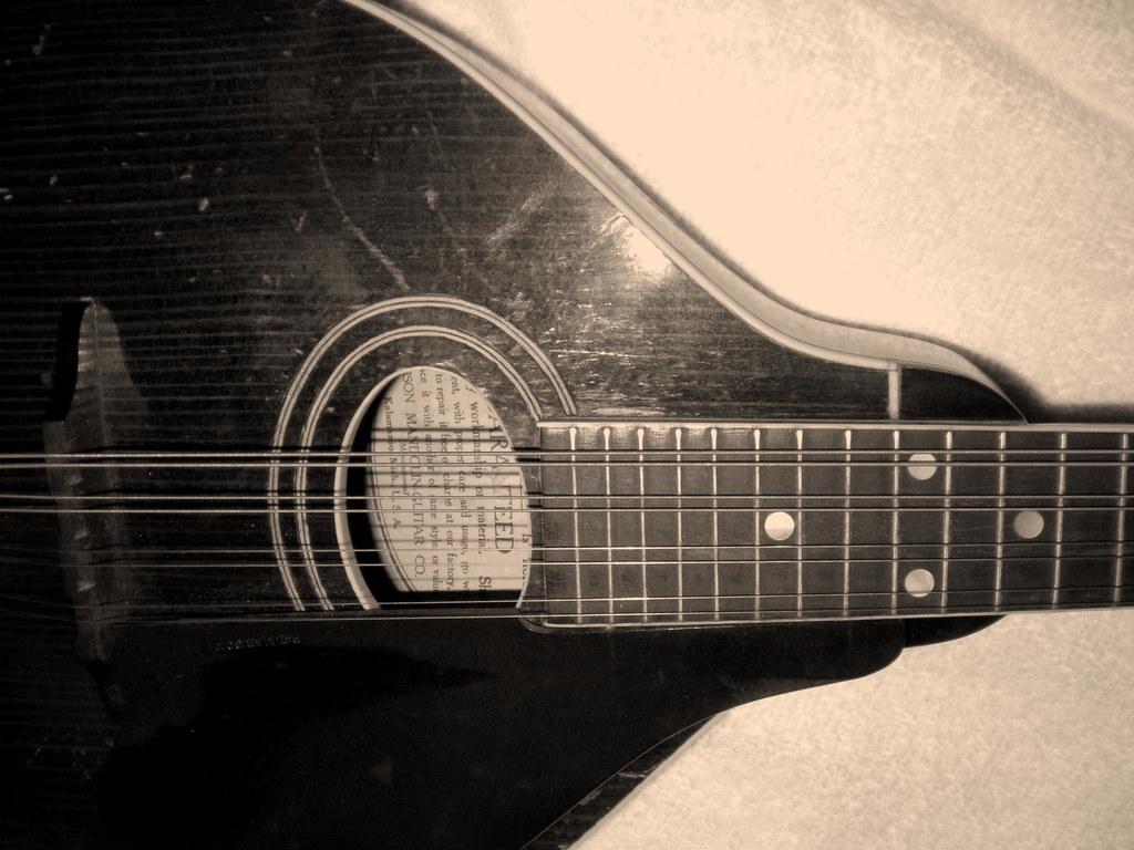 gibson model A-2  mandolin