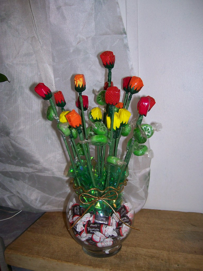 Candy Roses Bouquet