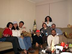 Todos (Adri_Lara) Tags: amigos navidad cena intercambio