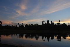 Angkor Wat at morning