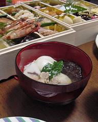 Zōni (tanukikun) Tags: food japan newyear mochi osechi ozoni
