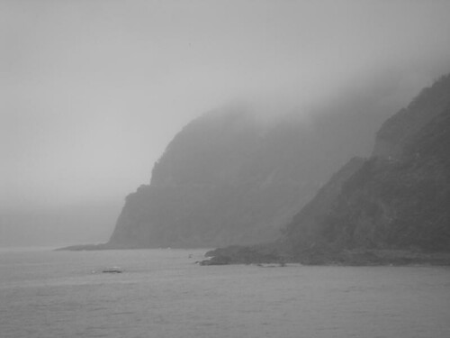 Foggy Great Ocean Road...