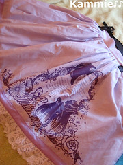 Thumbelina Skirt (MintyMix) Tags: cute japan meta lavender skirt lolita pack lucky metamorphose