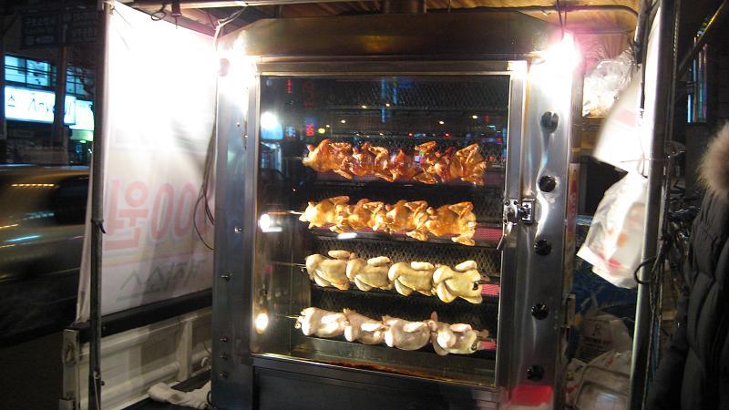 Truck Chicken