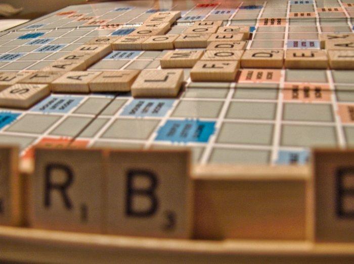 ...Scrabbles?  The mind?