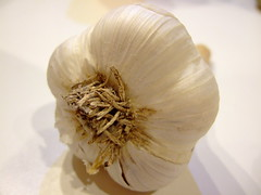 Bulb of Garlic by lowjumpingfrog, on Flickr