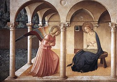 ANGELICO, Fra Annunciation, 1437-46