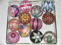 Temari Balls 5