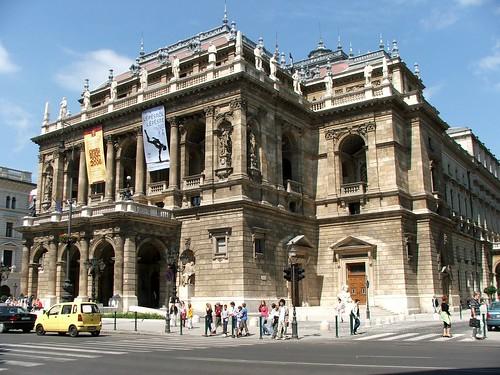 Hungarian State Opera House por kalmanzita.