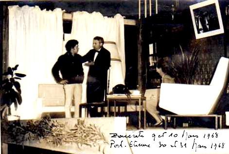 Section théatre. la-bonne-planque 1968