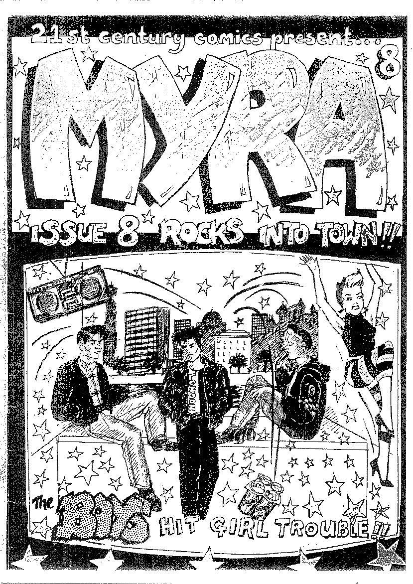 Myra Cover