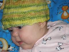4x4 rib hat