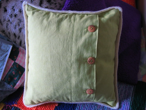cushion back