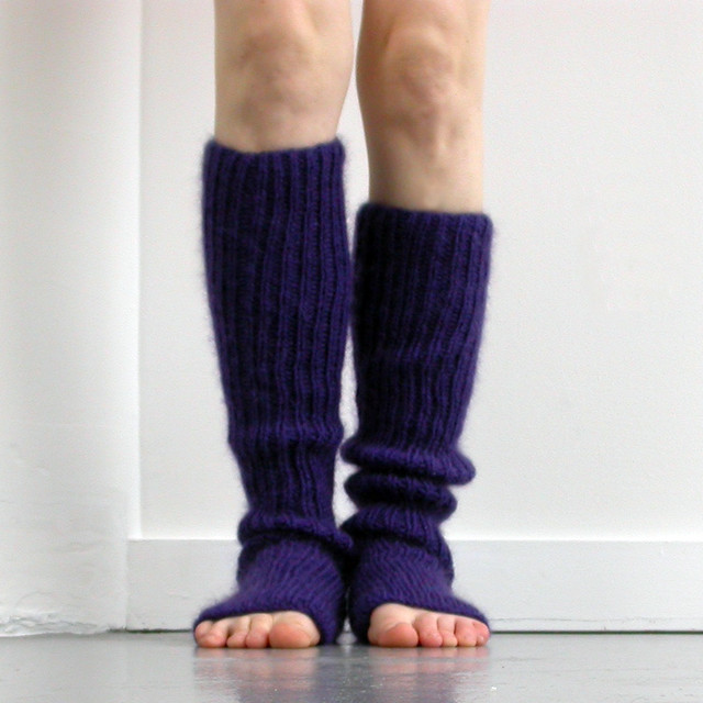 Ravelry Super Easy Leg Warmers Pattern By Joelle Hoverson