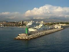 Split Pier