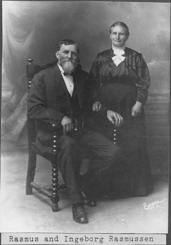 Rasmus and Ingeborg Rasmussen
