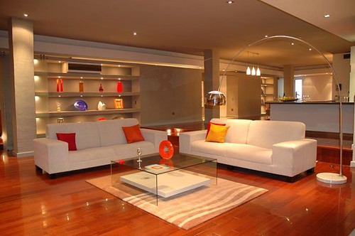 Urban Apartment Interior Design Ideas