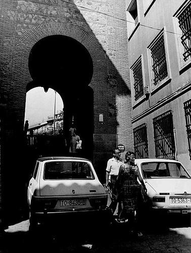 Arco de la Sangre, años 80