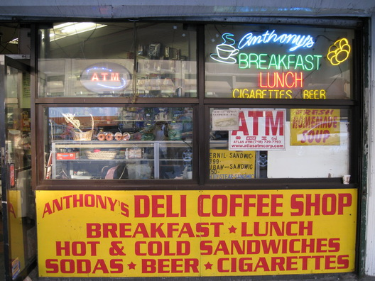 Anthonys Deli