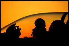 Sunset Pilot (NGPhoto.biz) Tags: sunset shadow sun israel aircraft aviation military air f16 ng viper  pilot idf iaf ngp    nehemia    gershuni    idfaf ngphoto ngphotography afidf