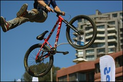 #69 (::: Luca Brasi :::) Tags: chile sports bike bicycle canon rebel jump freestyle via bicicleta deporte salto 69 rider f28 reaca 70200mm jsl renaca canonl xti