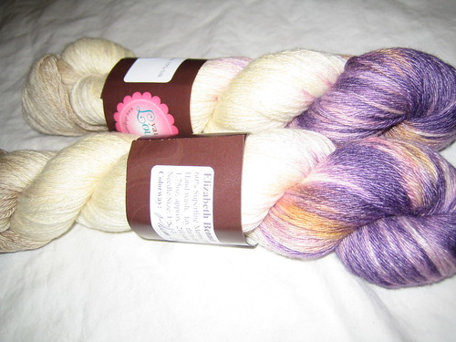Yarn Love - Plum Cake