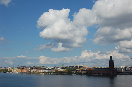 Torkel Knutssonsgatan からの眺め2