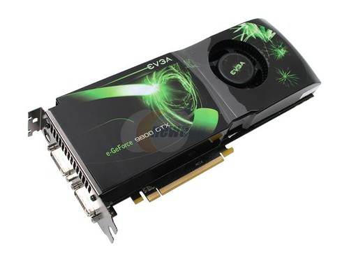 EVGA GeForce 9800 GTX