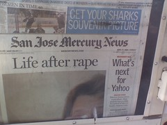 Unfortunate headline placement