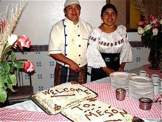 Cotacachi-fresh-food-qunioa cake