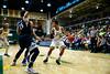 USF Basketball vs BYU 104 (donsathletics) Tags: usf mens basketball vs byu 104 jordan ratinho university san francisco dons