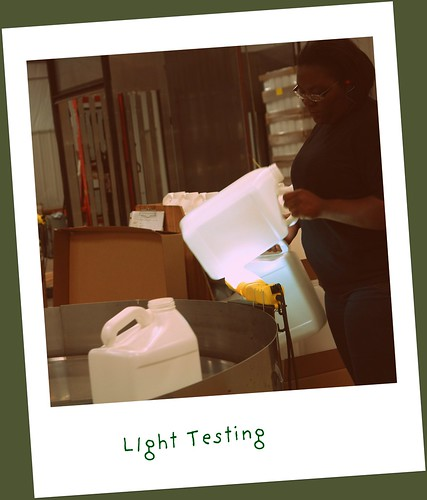Light Testing
