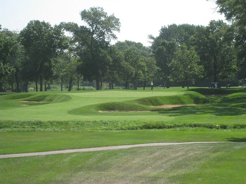 Ravisloe Country Club, Homewood, IL