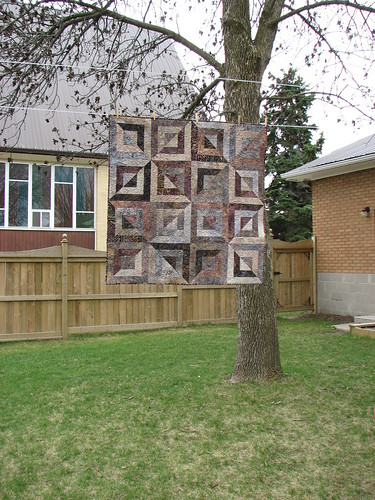 Beveled Blocks Quilt