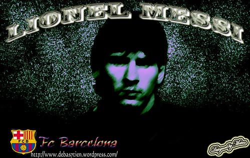 wallpaper lionel messi 2010. Wallpaper Lionel Messi 2