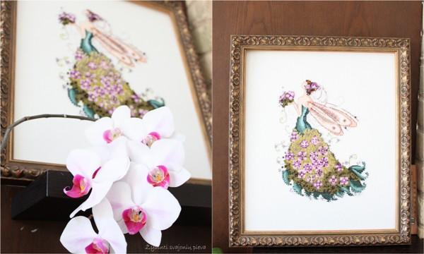 Mirabilia. Lilac