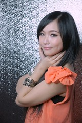 DSC03277 (rickytanghkg) Tags: portrait woman girl lady female model chinese picnik