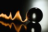 Speed 2 (ICT_photo) Tags: glass ball fire orb flame round marble ictphoto ianthomasguelphontario