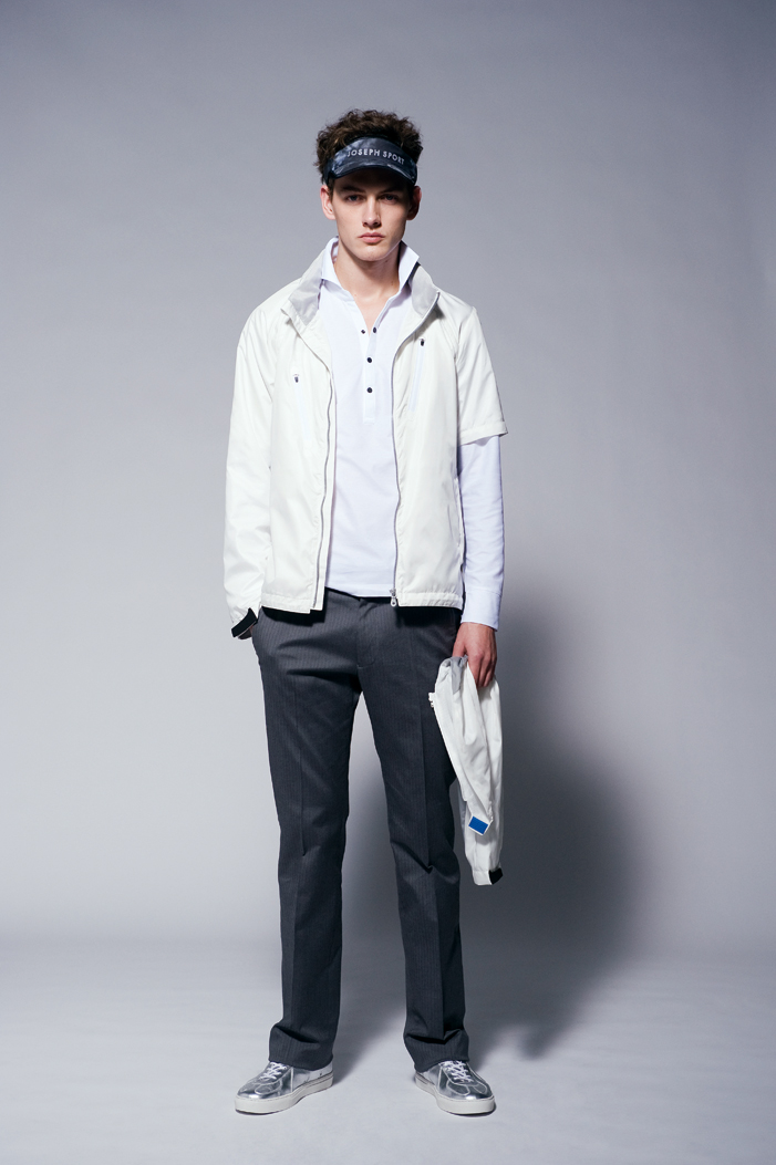Jakob Hybholt0213_JOSEPH SPORT 2011 Spring-Summer Collection(Official)