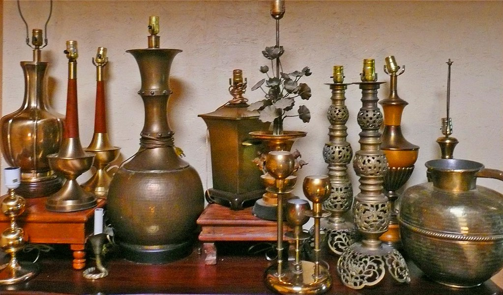 Brass Collection for July 2011