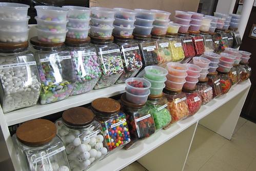 Fosselman's: Candy