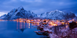 Arctic Blue | Reine, Lofoten, Norway