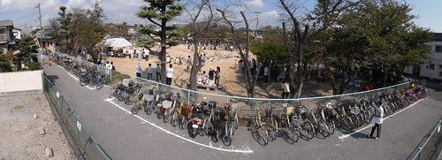 Panorama Kakogawa-The athletic meet of our small community-5