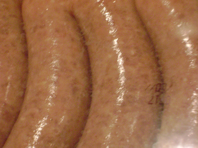 turkey sausages, by Sheka