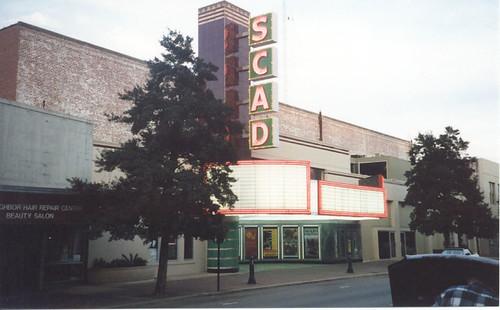 Savannah College of Art & Design, theater building