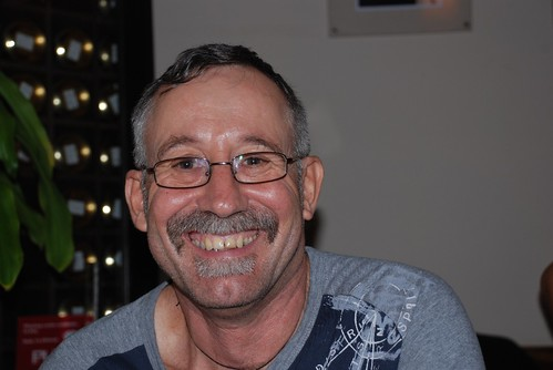 Eric at Le Pub